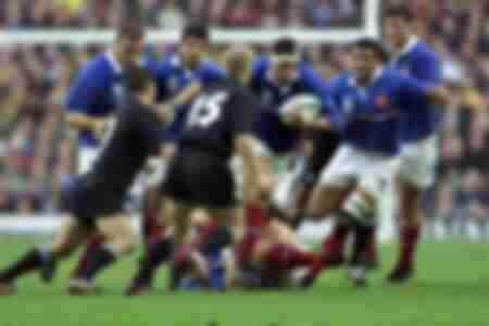 New Zealand vs France - World Cup 2003