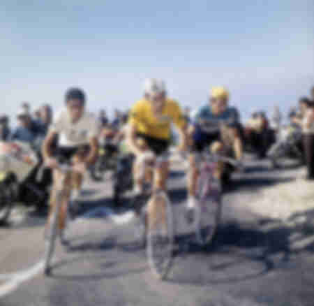 Ocana - Merckx - Poulidor - Tour de France 1972
