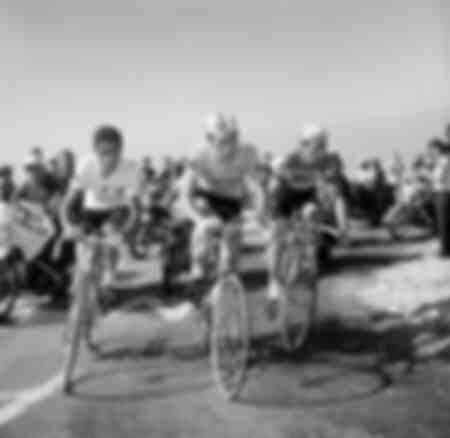 Ocana - Merckx -Poulidor on the Tour 1972