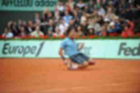 Roger FEDERER Roland-Garros 2009