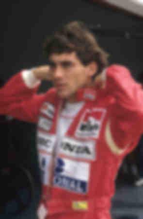 Senna 1990 San Marino