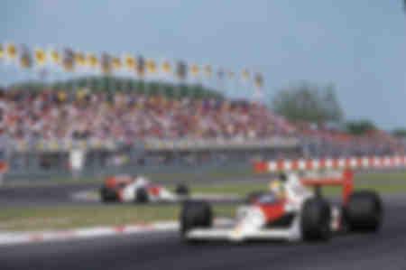 Senna Prost San Marino