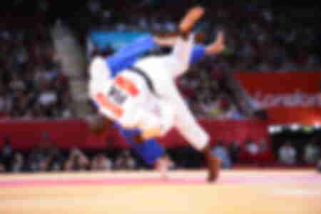 Teddy Riner - 2012 Olympic Games