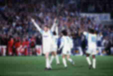 Victory of Marseille vs Milan AC 1991