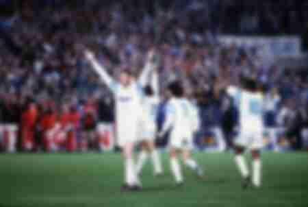 Victoire de Marseille vs Milan AC 1991