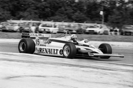 Alain Prost Grand Prix de France