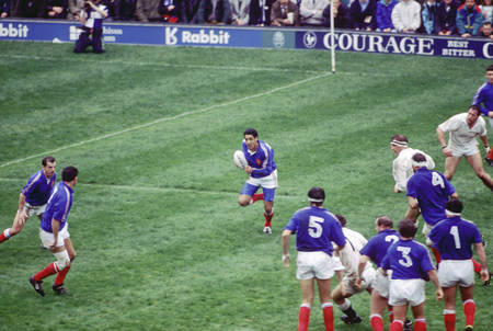 Angleterre - France - 1991