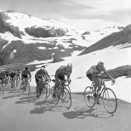Anquetil et Poulidor
