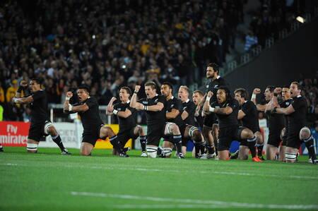 L'équipe des All Blacks 2011