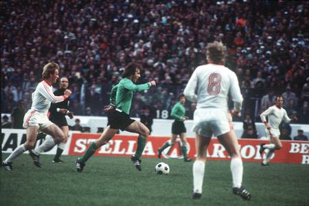 Bathenay ASSE vs Bayern Munich 1976