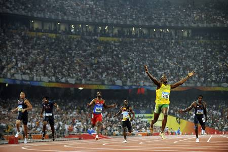 Bolt - Olympic Games 2008
