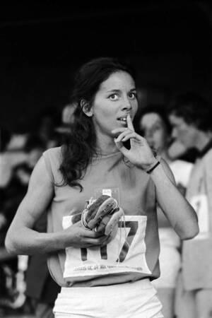 Colette Besson 1968 JO Mexico