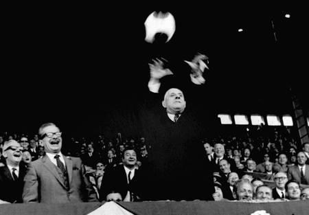 De Gaulle - Coupe de France 1967
