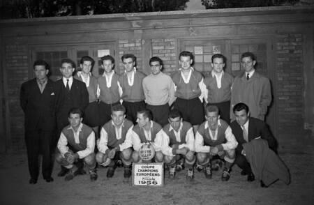 Equipe de Reims 1956