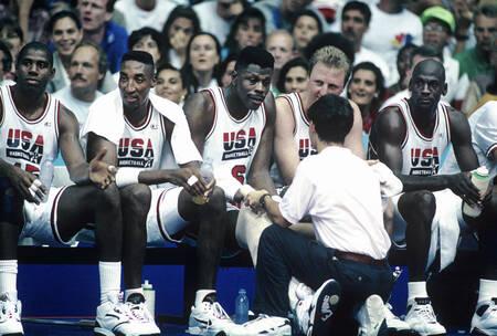 La dream team USA en 1992