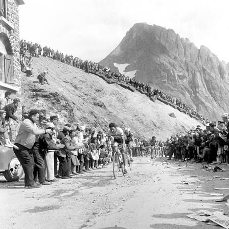 Federico Bahamontes - Raymond Poulidor - Tour de France 1963