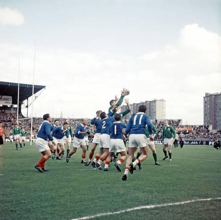Francia - Irlanda - 1960
