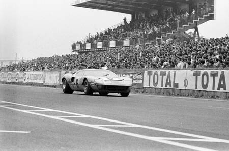Jackie Ickx -Le Mans 1969