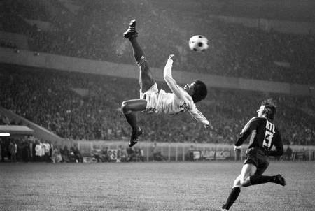 Jairzinho PSG-Marsiglia 1975