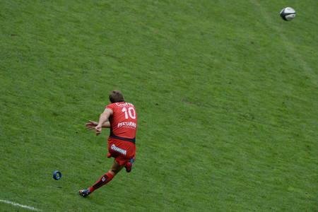 Jonny Wilkinson - Match Toulon-Castres