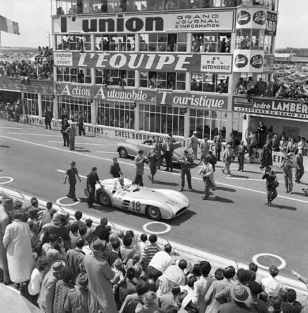 Juan Manuel Fangio Grand Prix de France