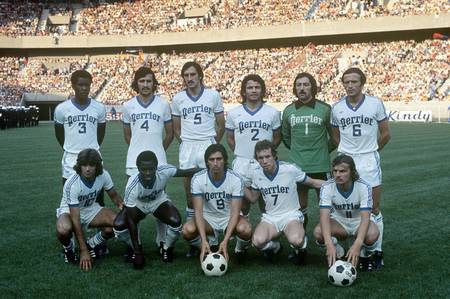 Marseille - Coupe de France 1976