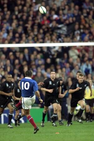 Neuseeland gegen Frankreich - 1999