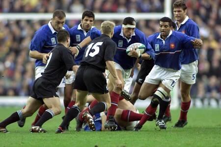 Neuseeland gegen Frankreich - Weltmeisterschaft 1999