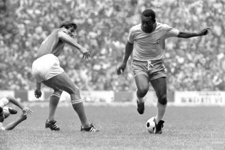 Pelé Coupe du Monde 1970
