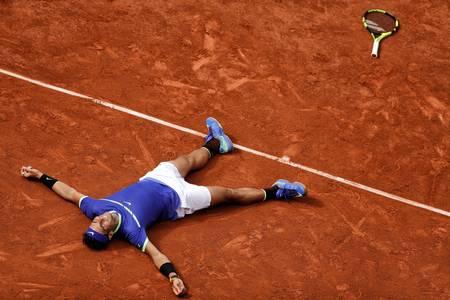 Rafael Nadal - Roland Garros 2017