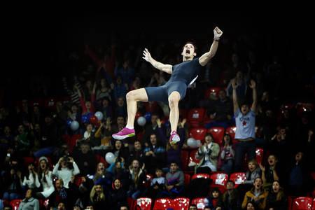 Weltrekord für Renaud Lavillenie