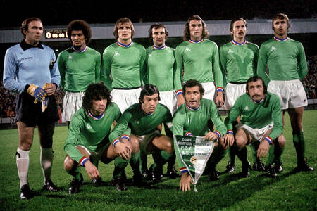 Saint-Etienne 1976
