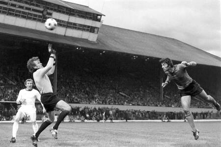 Santini Saint-Etienne vs Bayern Munich 1976