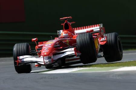 Schumacher 8 2006