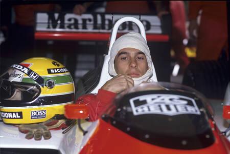 Senna 6 1988