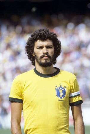 Copa Mundial de Sócrates Brasil 1982
