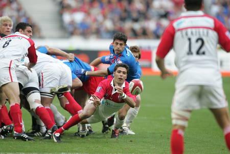 Stade Français - Biarritz - Finale 2005