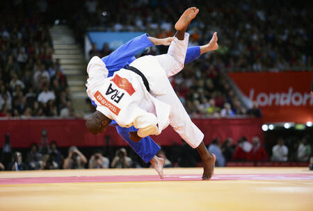 Teddy Riner 2012 Olympic Games