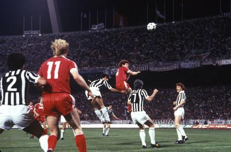 Victoire de Hambourg - Coupe d'Europe 1983