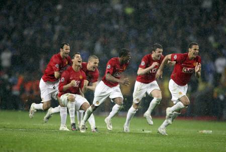 Victoire de Manchester United en finale