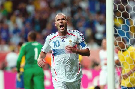 Coppa del Mondo Zidane 2006