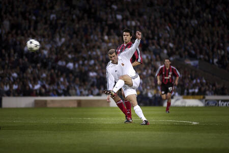 Zinedine Zidane 2002