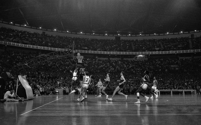 Basketball Jeux Olympiques 1968