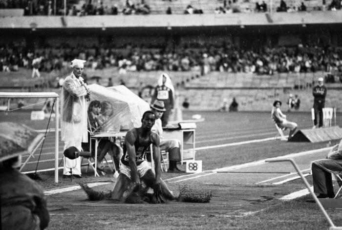 Bob Beamon Jeux Olympiques 1968
