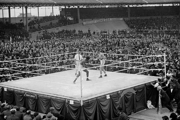 Boxe Championnat Du Monde 1922