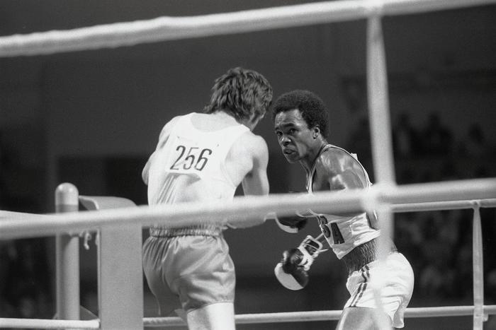 Boxe Jeux Olympiques 1976