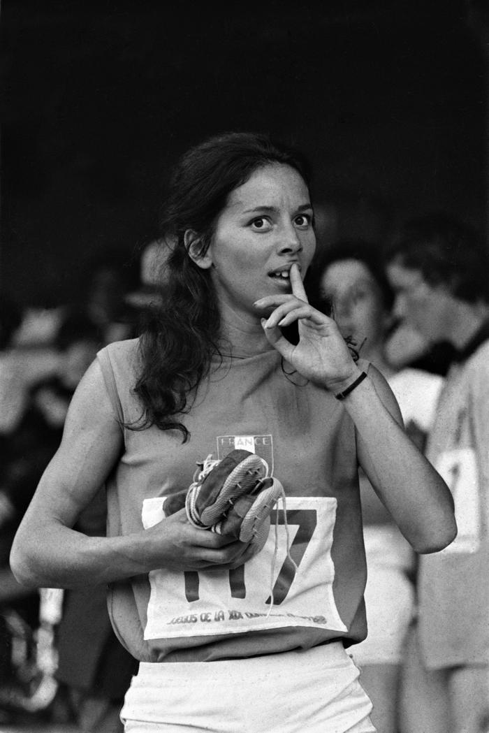 Colette Besson Jeux Olympiques 1968