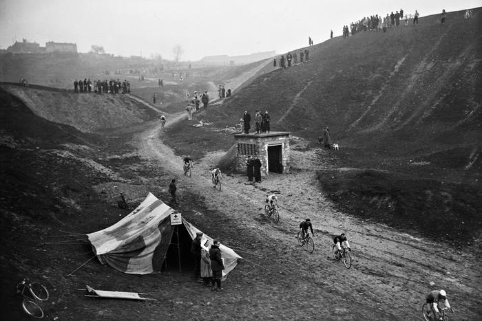 Cyclo Cross De Montreuil 1948