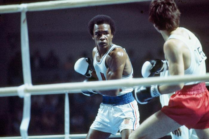 Epreuve De Boxe Jeux Olympiques 1976