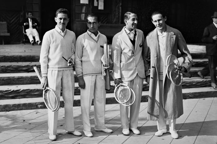 Les Mousquetaires 1927